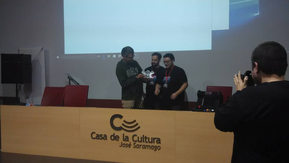 Premio en Retroalba – fotos y video.