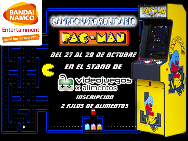 Campeonato solidario en Madrid Gaming Experience