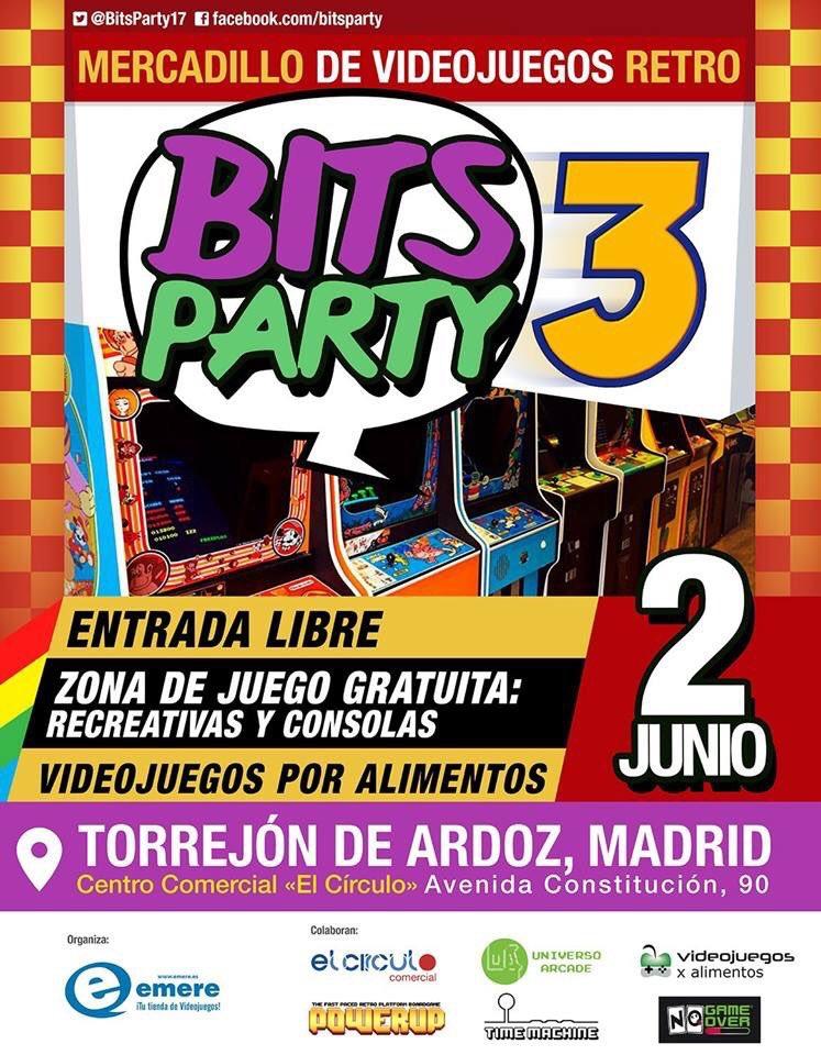 Bits Party 3