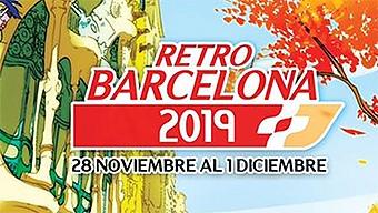 Retrobarcelona 2019