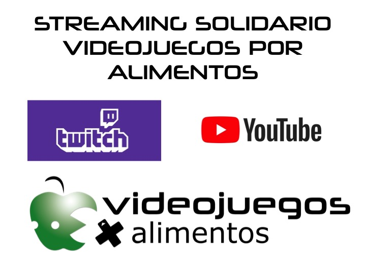 Proyecto Streaming Solidario VXA